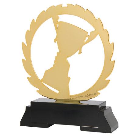 Laser gesneden winner award