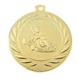 Kart medailles