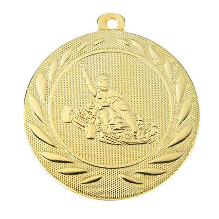 kart medaille