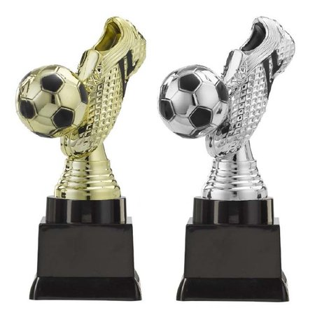 3D voetbalbalschoen op blok 13 t/m 15.5cm