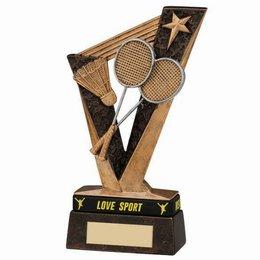 Badminton trofee Victory