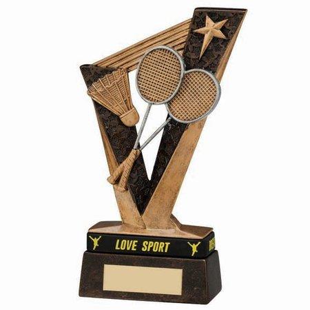 Badminton trofee