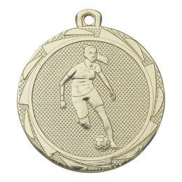 Dames voetbal medailles