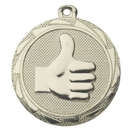 Duim omhoog medailles
