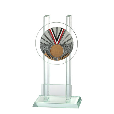 """Glas trofee """"Well Done"""""""