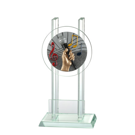 Glas trofee Muziek