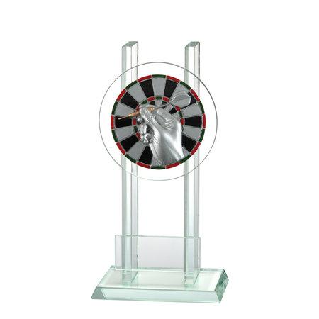 Glas trofee Darten