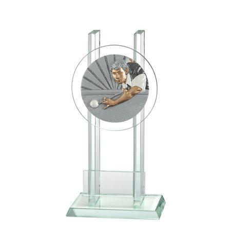 Glas trofee Biljart