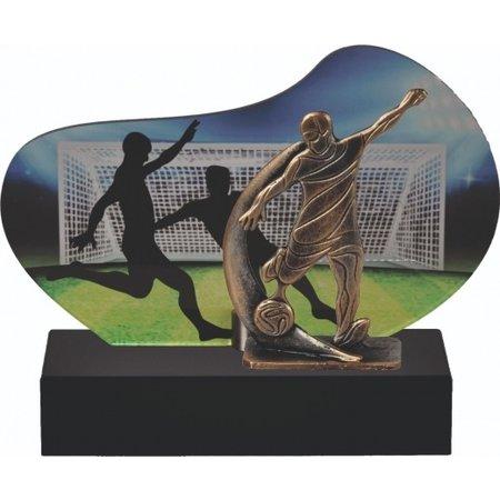 Voetbal trofee 18.5 t/m 20.5cm