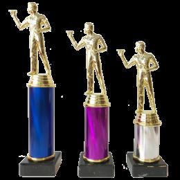 Trofee darts 3 maten en kleuren