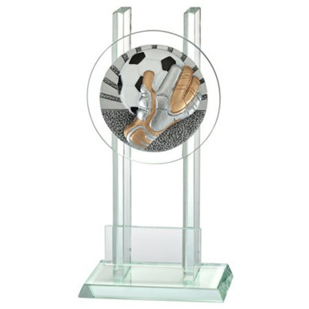 Glas trofee Keeper