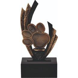 Honden award metaal