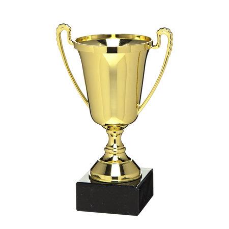 Beker Goud (Kunststof cup)