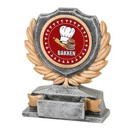 Trofee bakken