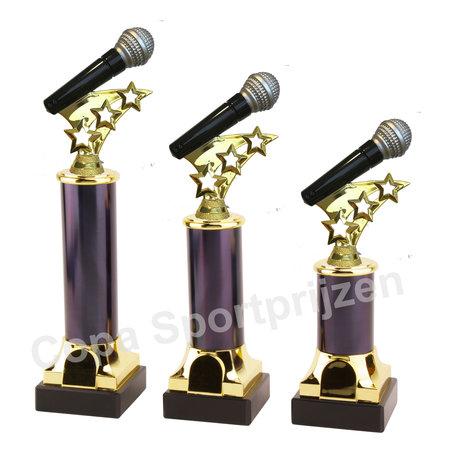 Trofee Microfoon