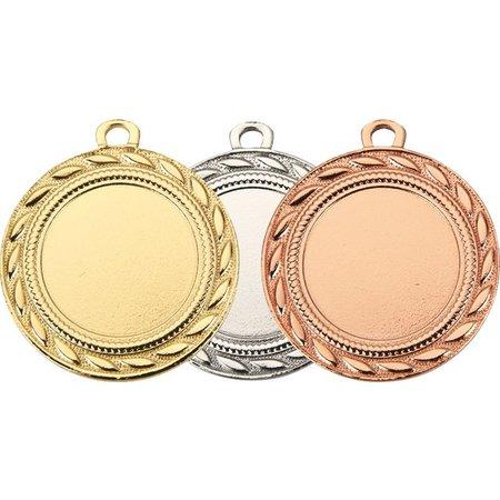 Medaille Goud, Zilver, Brons ø40mm