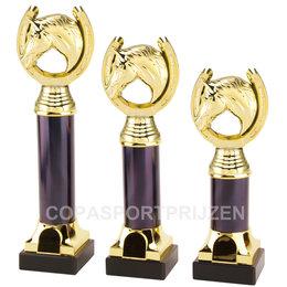 Trofee Paard met hoef 3D