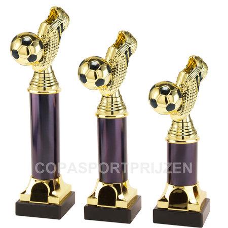 Trofee voetbalschoen 3D