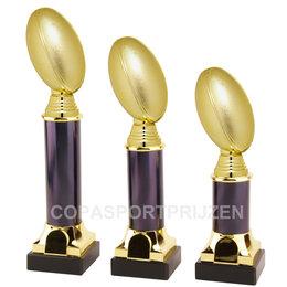 Trofee Rugbybal 3D