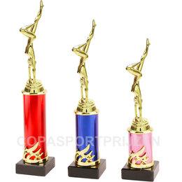 Trofee turnster 3 maten en kleuren