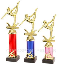 Trofee turnen 3 maten en kleuren