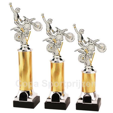 Trofee motorcross