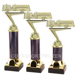 Brandweerwagen trofee