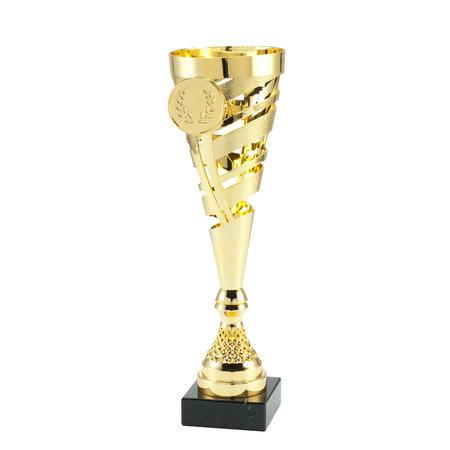 Trofee goud en Zilver