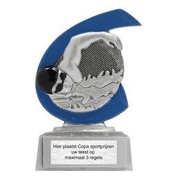 Zwem trofee