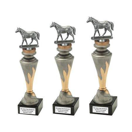 Resin standaard Paard