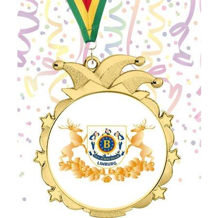 Carnavals medailles 70mm