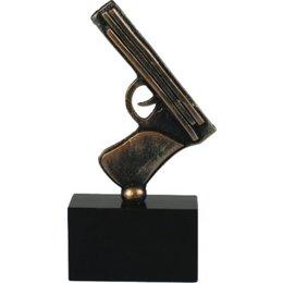 Pistool award metaal