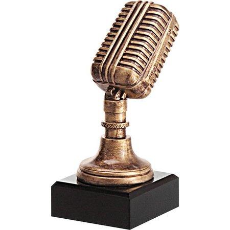 Microfoon trofee