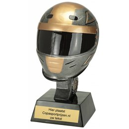 Race helm trofee