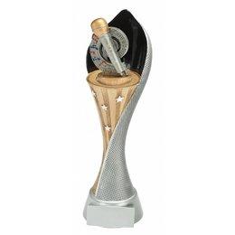 Microfoon trofee Flexx 25 t/m 30cm