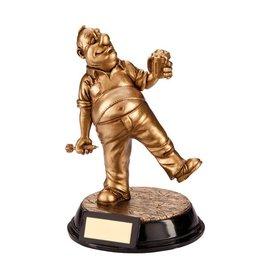 Bierbuik dart trofee