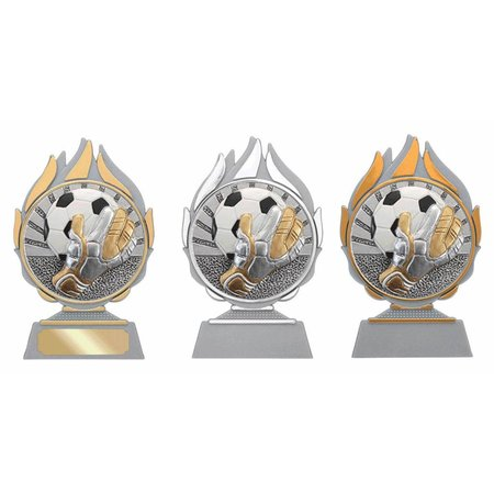 Keeper trofee kunststof/resin