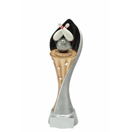 Flexx bowling trofee