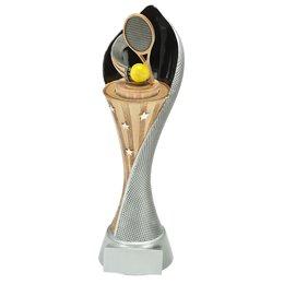 Tennis trofee Flexx 25 t/m 30cm