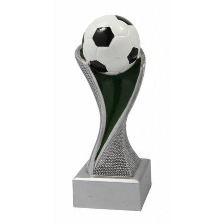 Voetbal beeld 14.5cm t/m 30cm