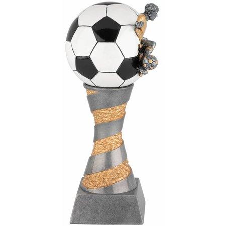 """Bal met voetballer """" XPLODE"""""""