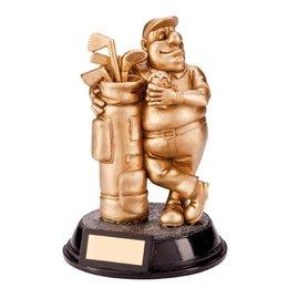 """De Golfer"" bierbuik trofee"