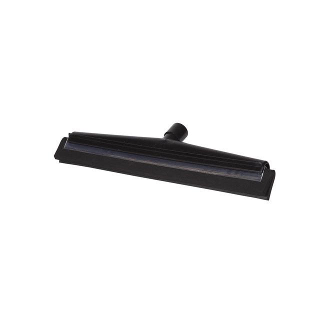 Vloertrekker 400 mm schuifcassette  zwart