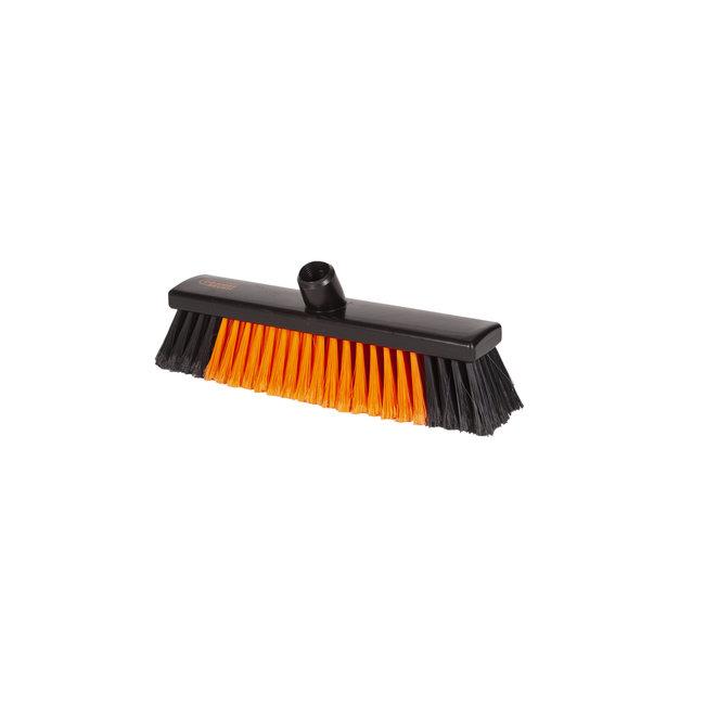 Wasborstel 300 mm x 60 mm zacht / split fiber / niet waterdoorlatend