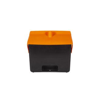 OrangeBrush Hotelstofblik polypropyleen 7 liter zonder steel
