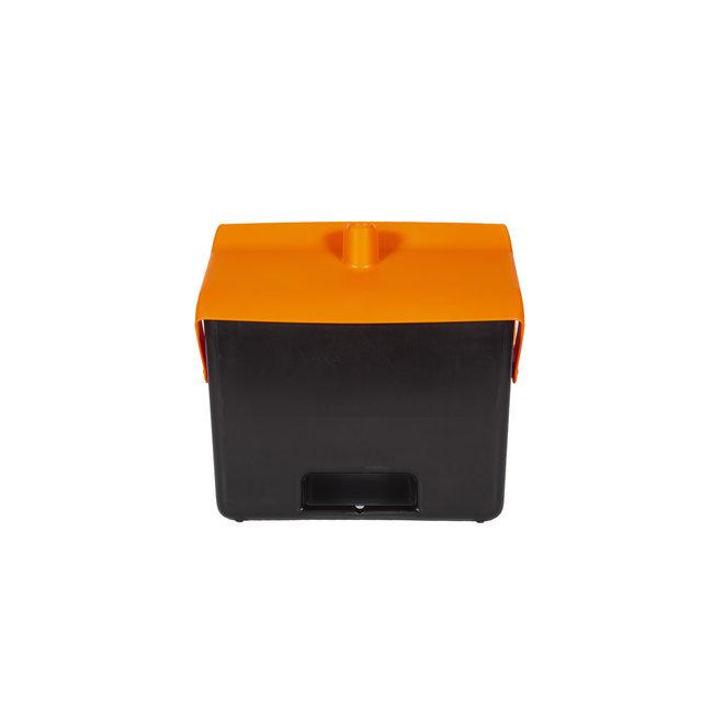 OrangeBrush Lobby pan polypropylene 7 liter without handle
