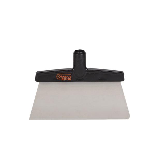 Floor scraper 270 x 110 mm stainless steel - rigid blade
