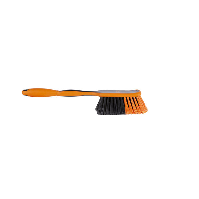 Hand brush 405 x 60 mm long handle grip / split fibers