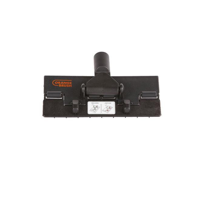 OrangeBrush Scouring pad holder 230 x 100 mm - handle model