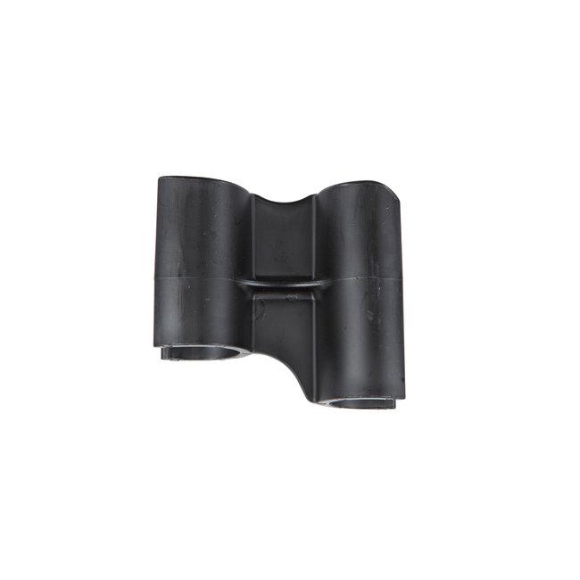 OrangeBrush Handle clip polypropylene for lobby pan